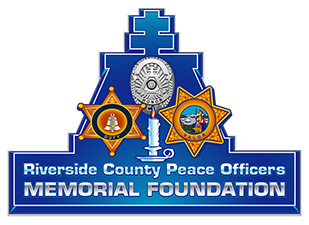 Riverside County Peace Officers' Memorial Foundation Logo